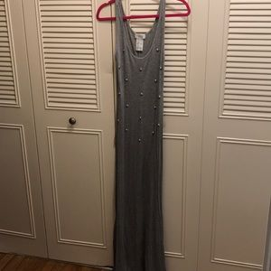 Urban Outfitters Dresses - NEW Out from under gray maxi dress new small
